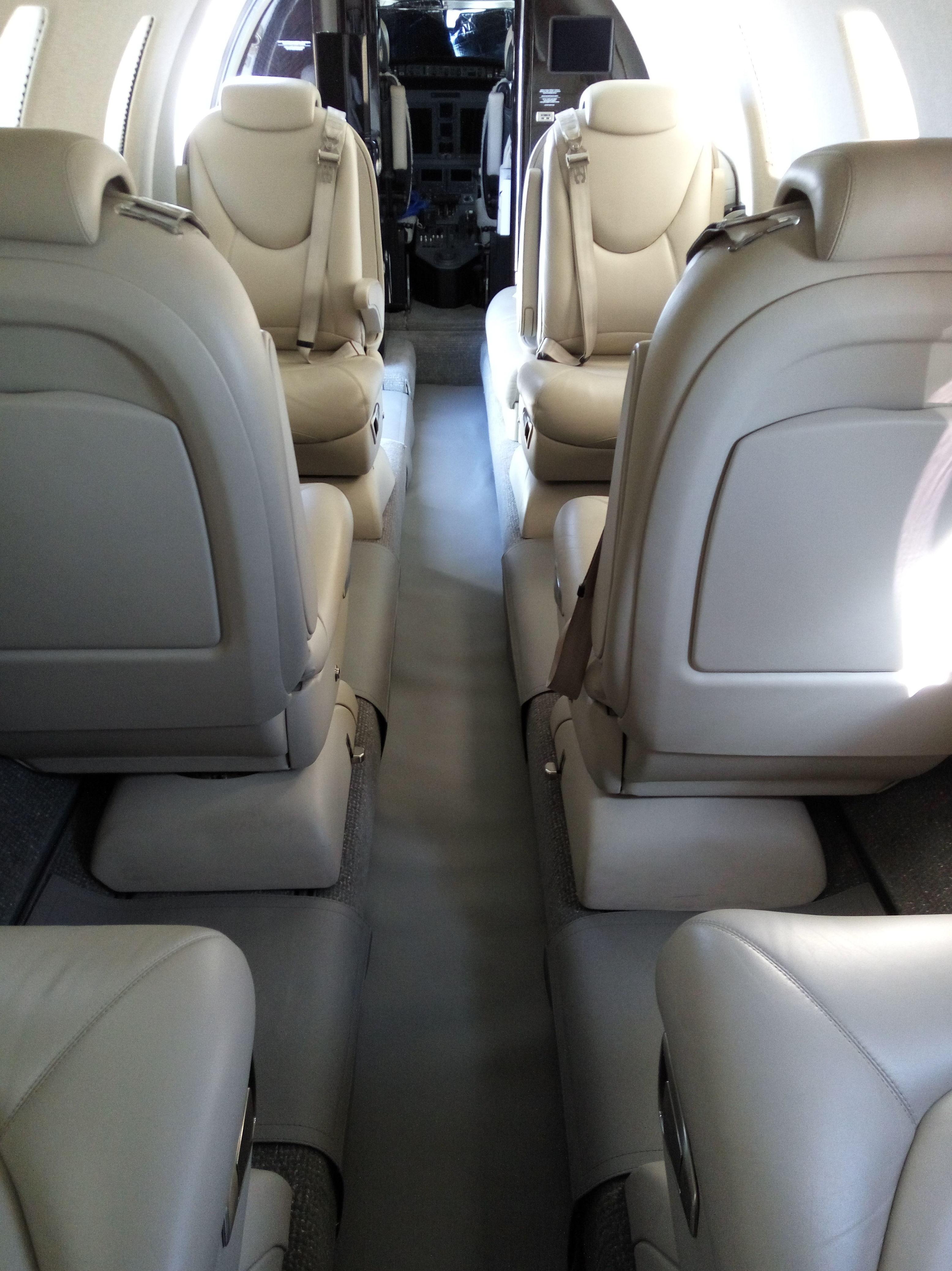 Executive Aircraft Interiors: Servicios de AERONÁUTICA GESTIÓN