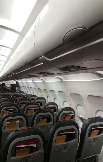 Reacondicionamiento interior de aviones comerciales: Servicios de AERONÁUTICA GESTIÓN
