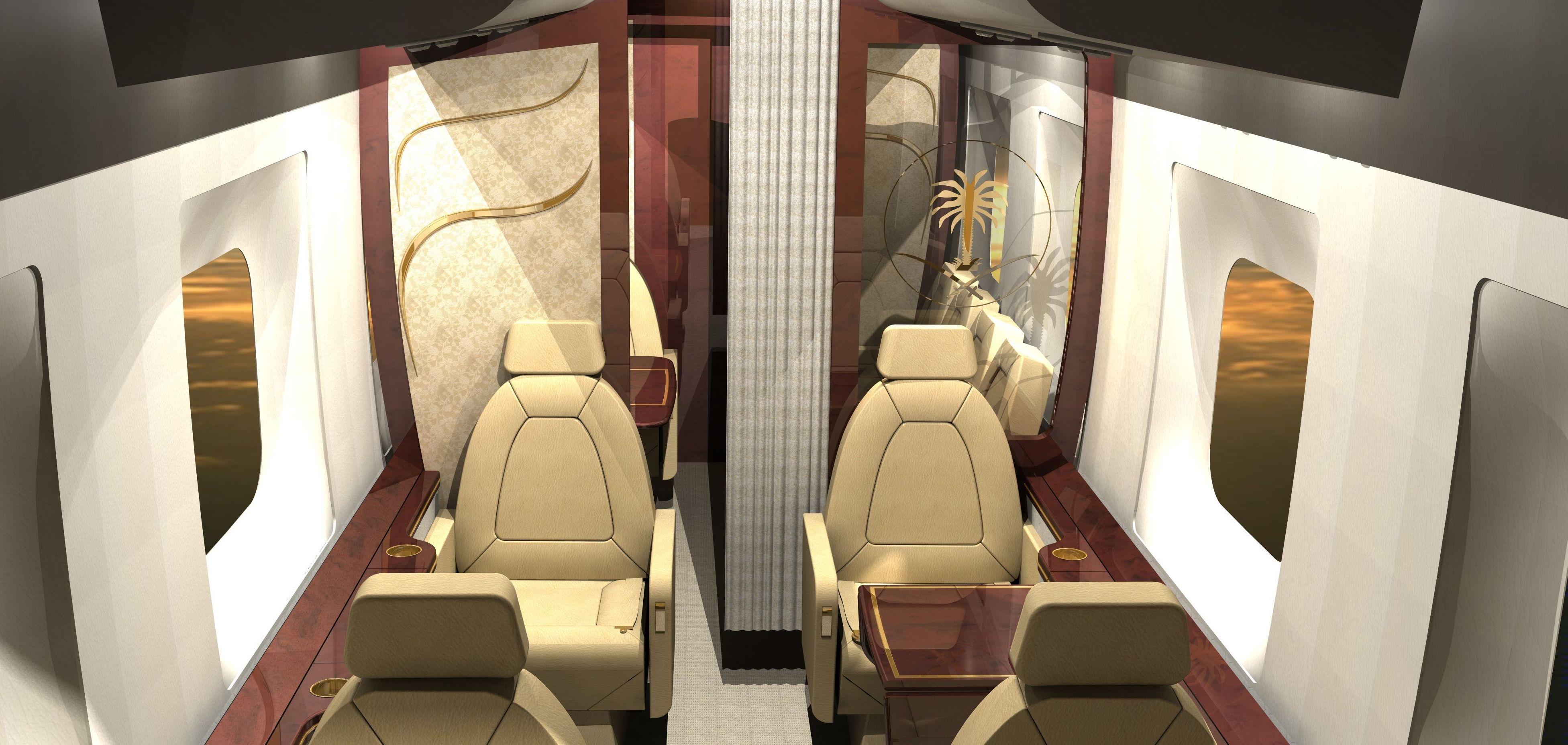 Diseño De Interiores: Servicios de AERONÁUTICA GESTIÓN