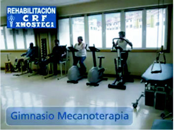 Foto 9 de Fisioterapia en Eibar | Amostegui Rehabilitación