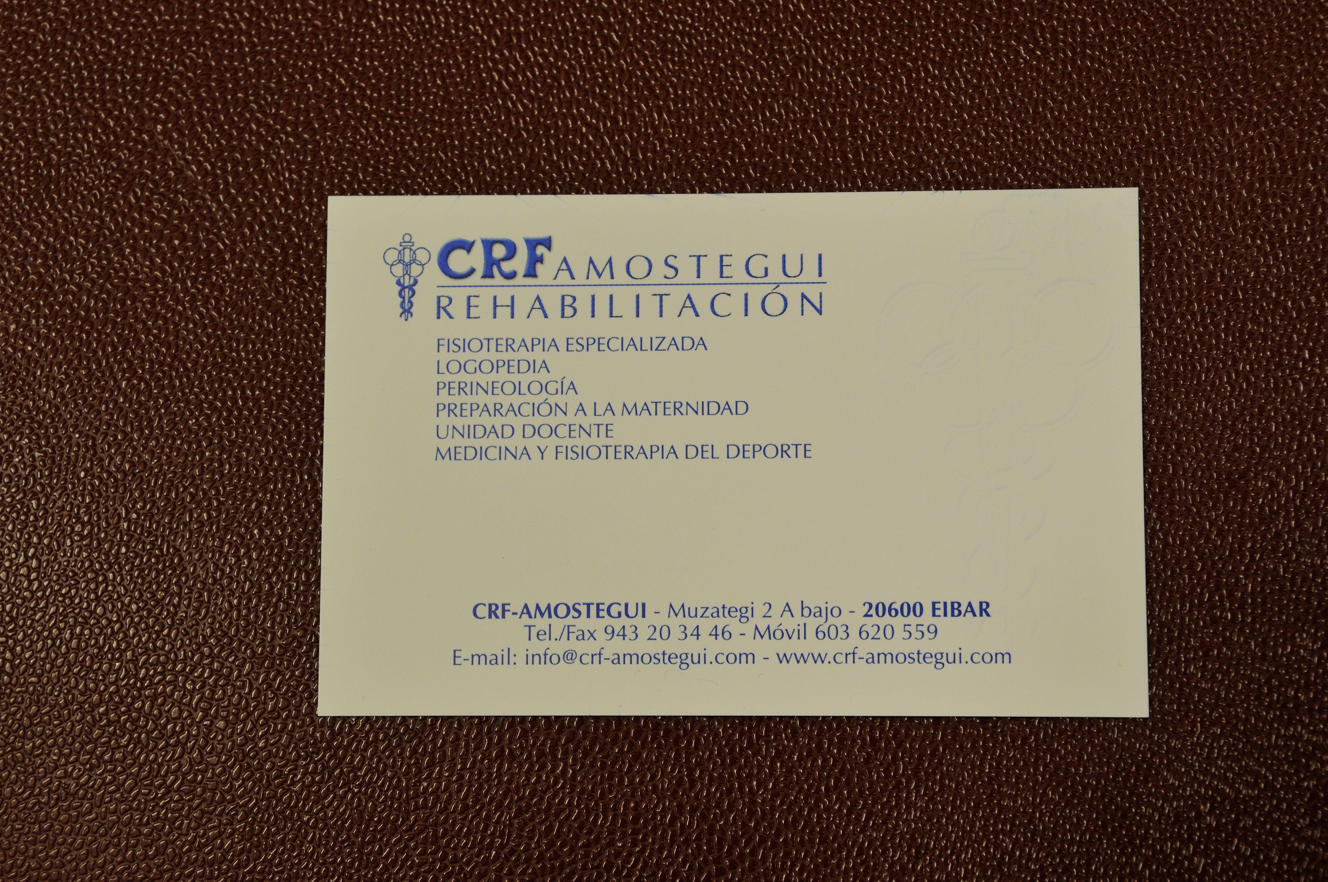 Foto 10 de Fisioterapia en Eibar | Amostegui Rehabilitación