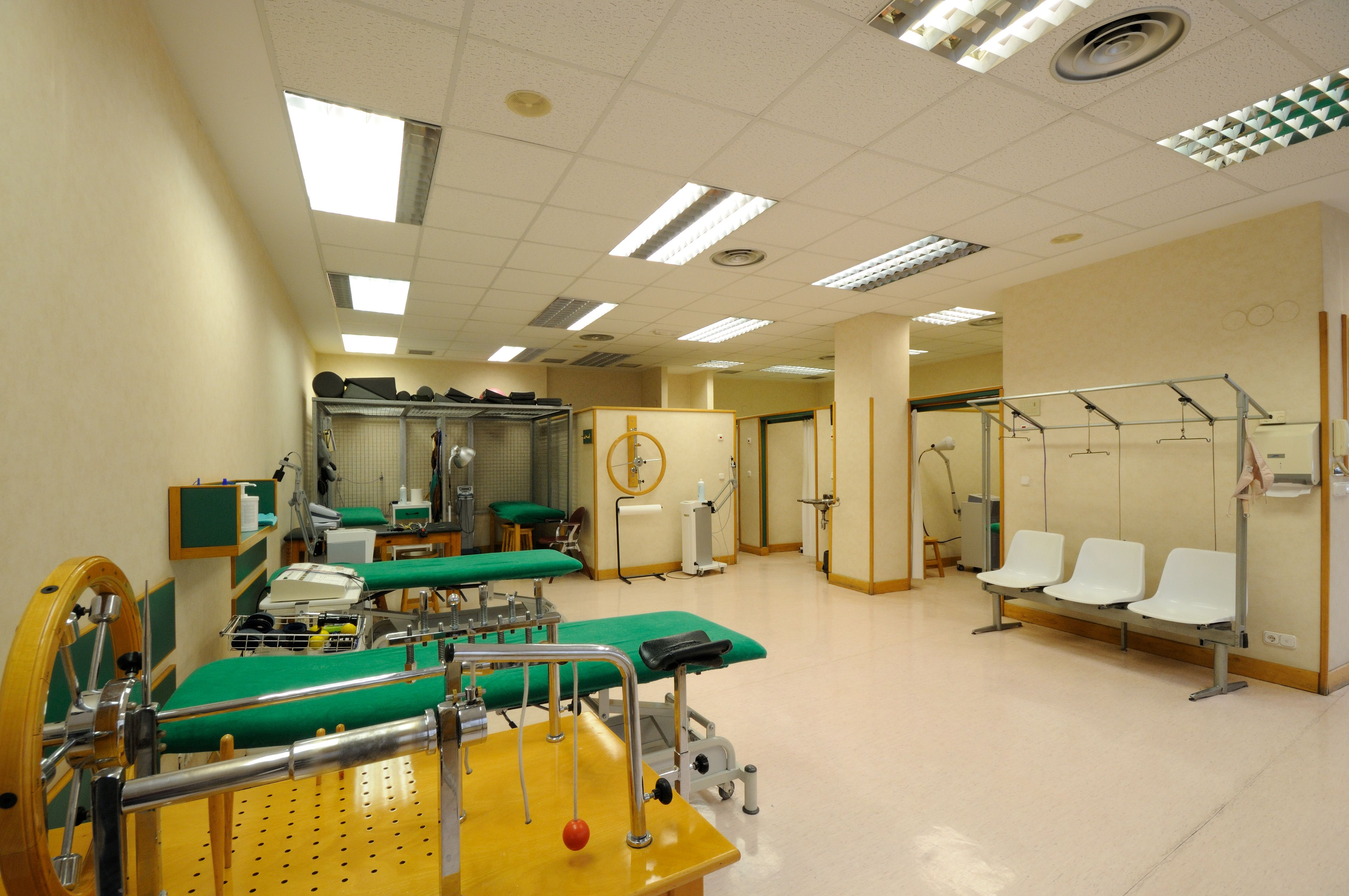 Foto 2 de Fisioterapia en Eibar | Amostegui Rehabilitación