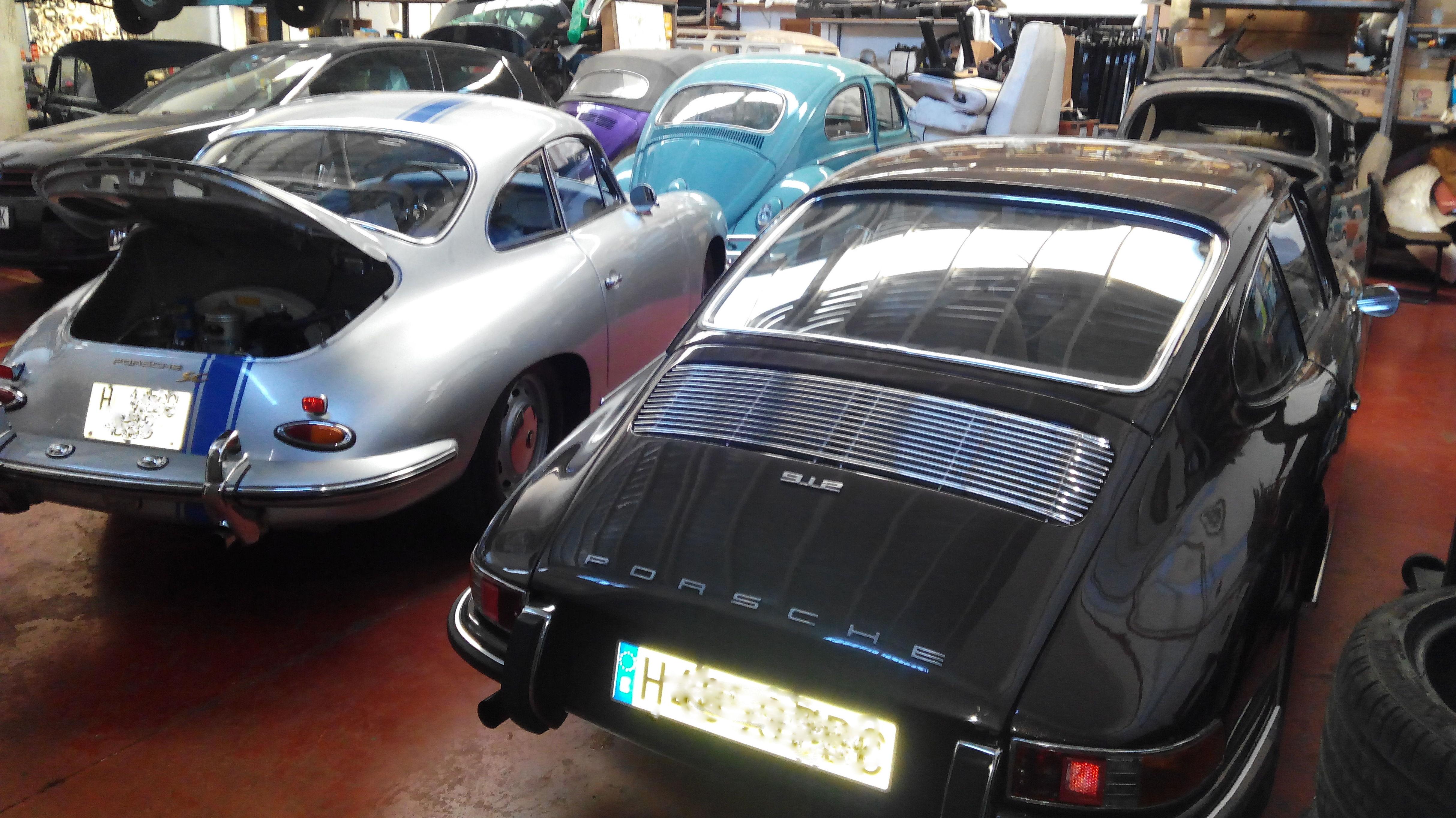 Foto 20 de Recambios y accesorios del automóvil en  | Porschebeetle Jarama