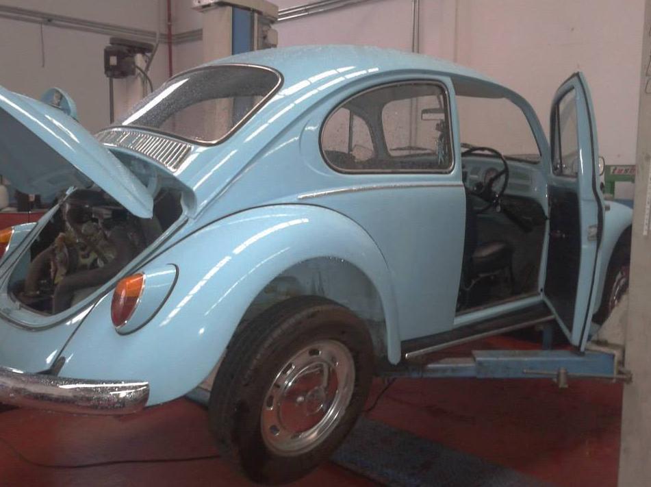 Porschebeetle Jarama - Taller especializado en vehículos clásicos