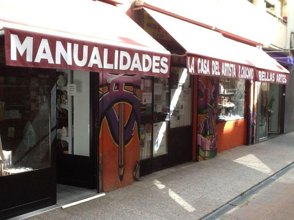 Foto 5 de Bellas Artes (materiales) en Madrid | La Casa del Artista P. Chicano