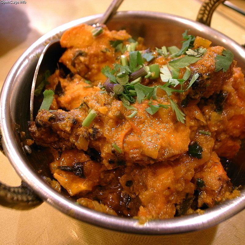 Madras: Carta y Menús de Maisha