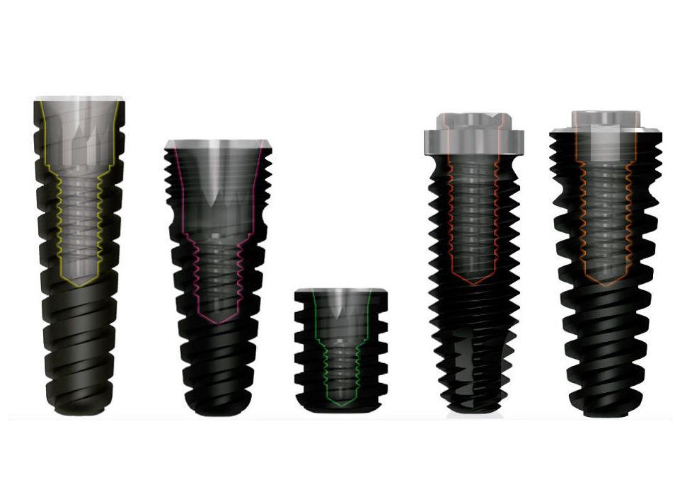 Implantes de titanio Signo Vinces