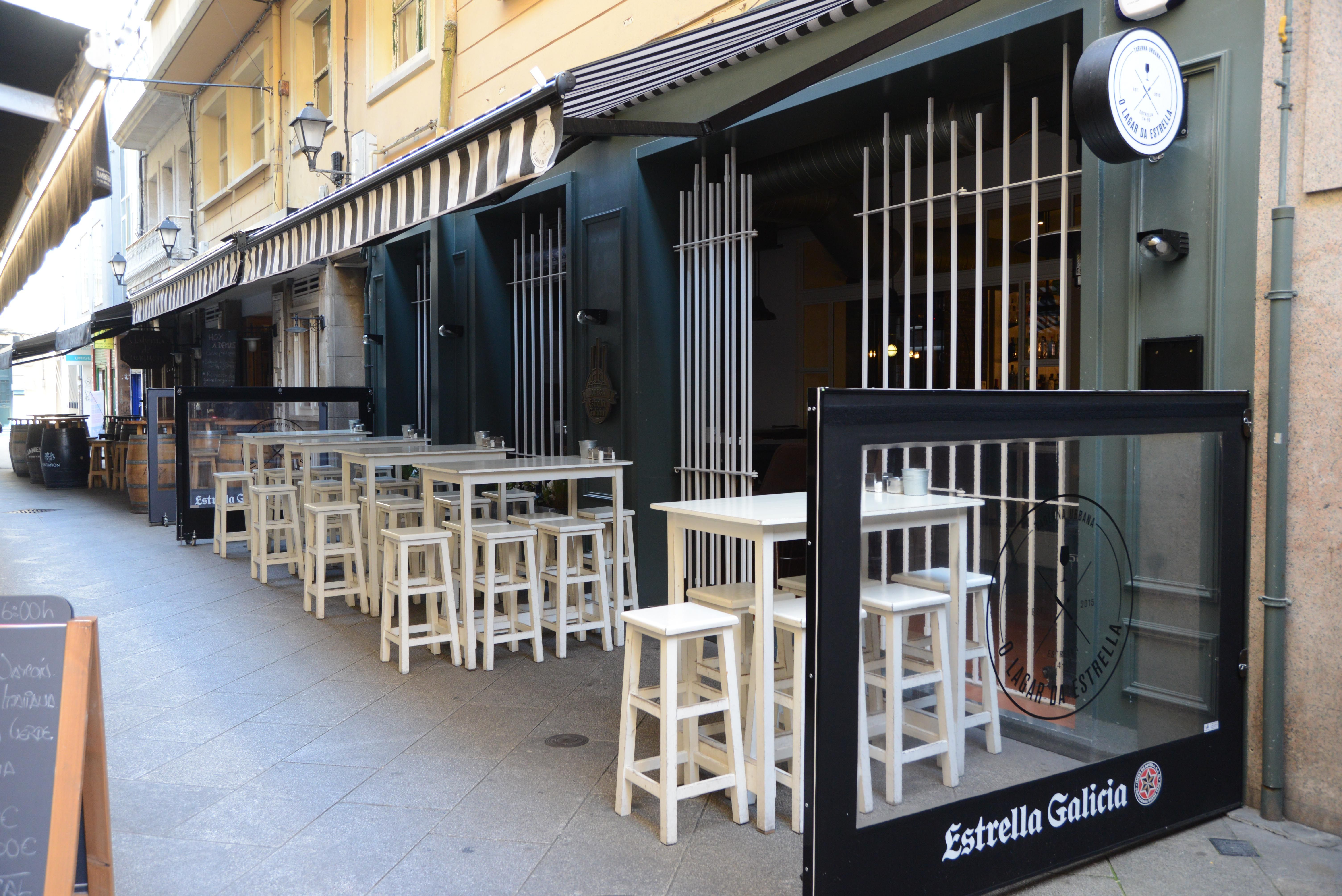 Foto 4 de Restaurante en A Coruña | O Lagar da Estrella