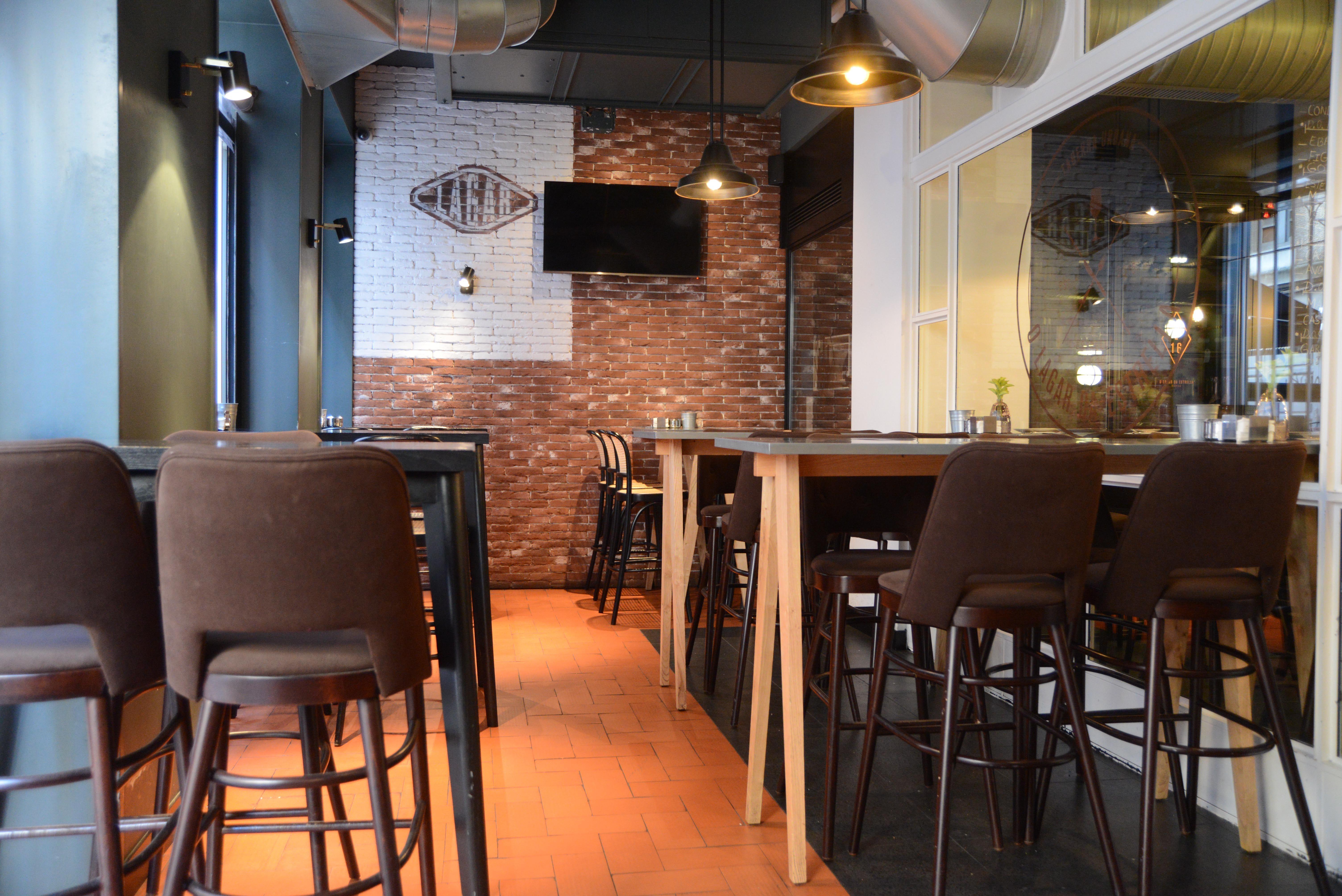 Foto 3 de Restaurante en A Coruña | O Lagar da Estrella