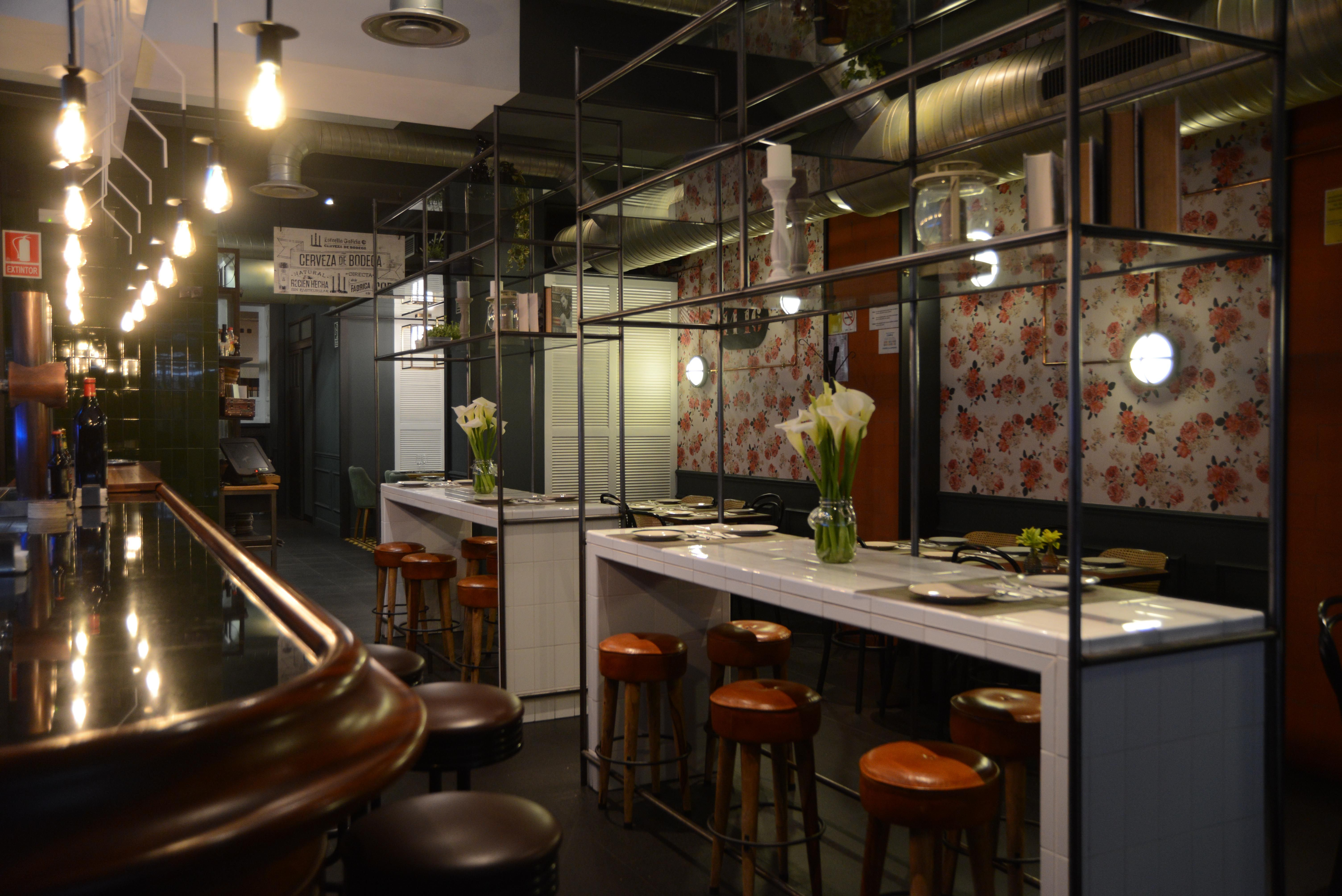 Foto 2 de Restaurante en A Coruña | O Lagar da Estrella