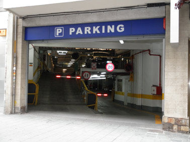 Parking Ansedes Domínguez