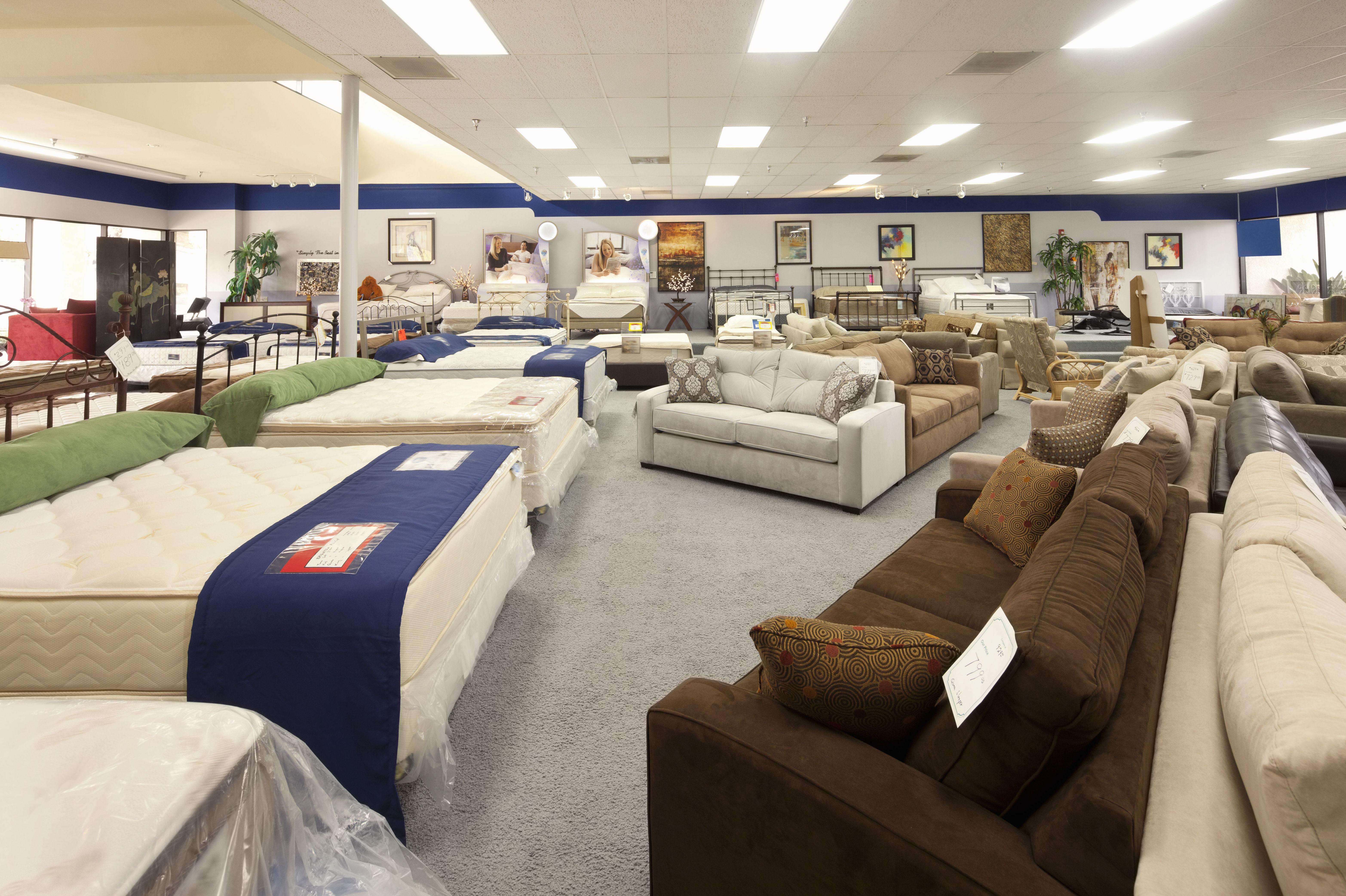 Muebles de ocasión en Zaragoza