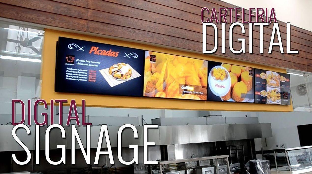 Cartelería digital y de Led: Servicios de Satrustegi Sonido