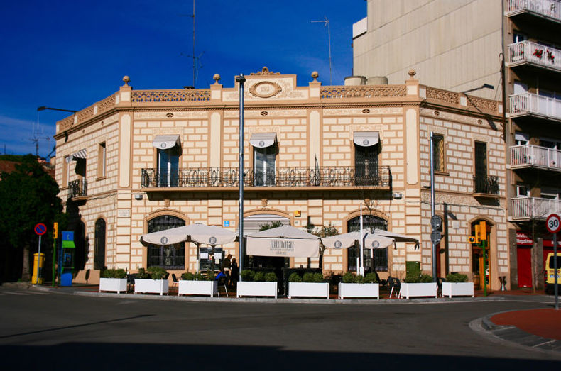 Restaurante en el centro de Mataró