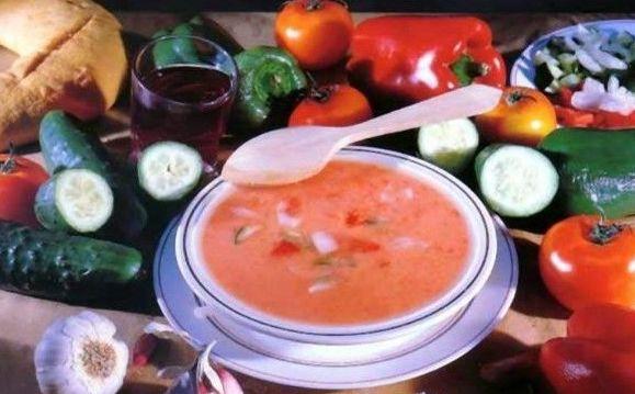 Tomates para gazpacho
