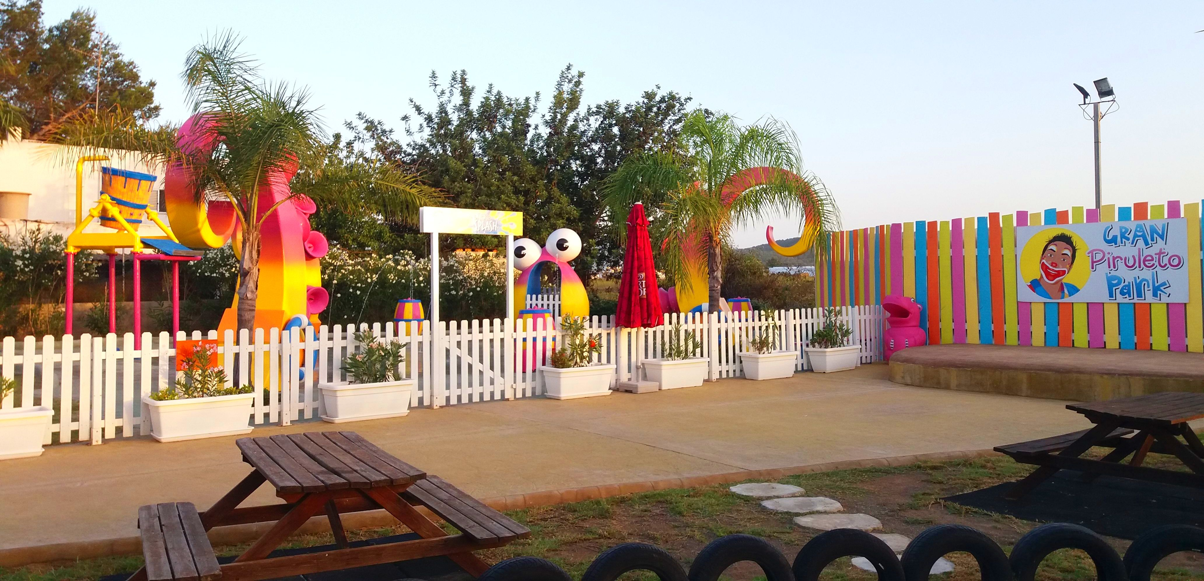 Foto 42 de Parque temático infantil en Ibiza en Platja d'En Bossa | Gran Piruleto Park