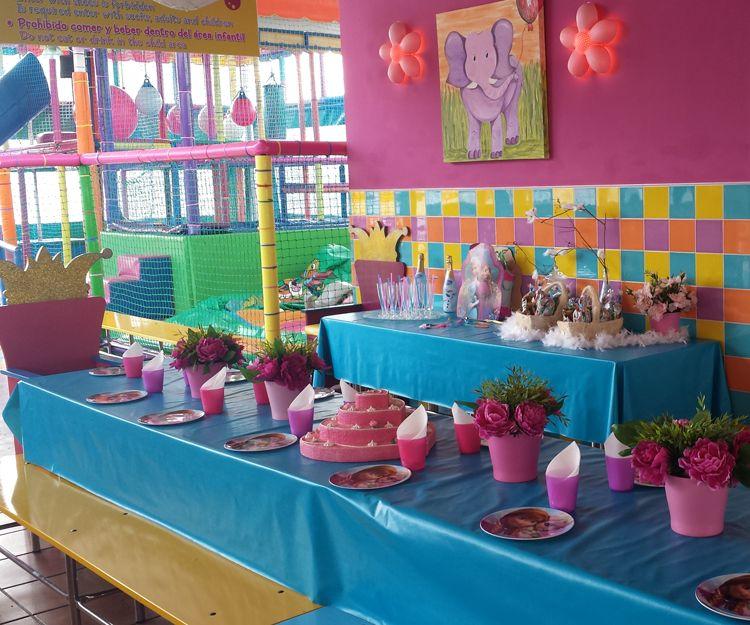 Fiestas infantiles en Ibiza