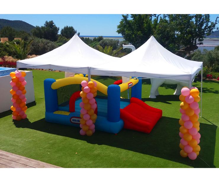 Animación de cumpleaños en Ibiza