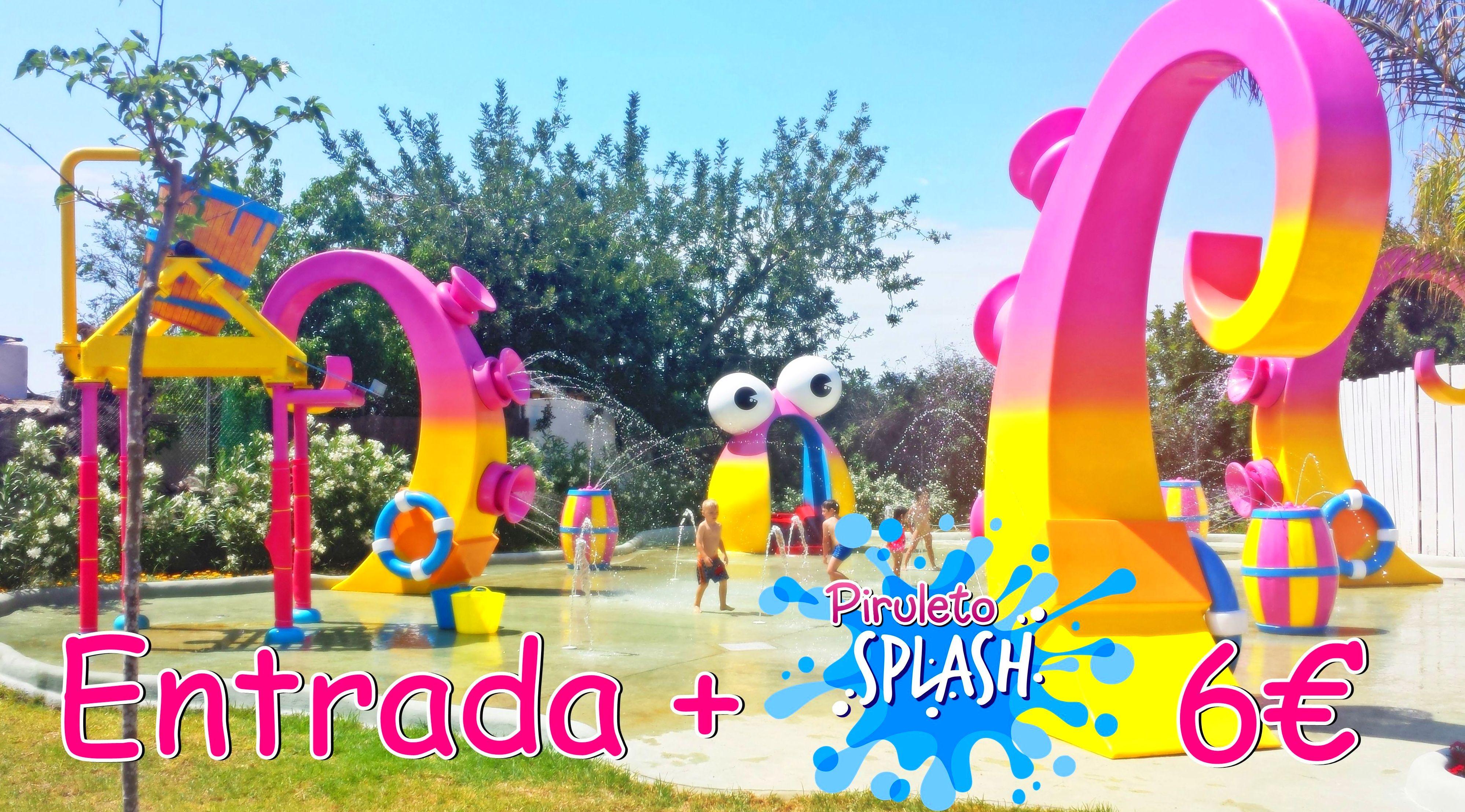 Promo Splash 6€