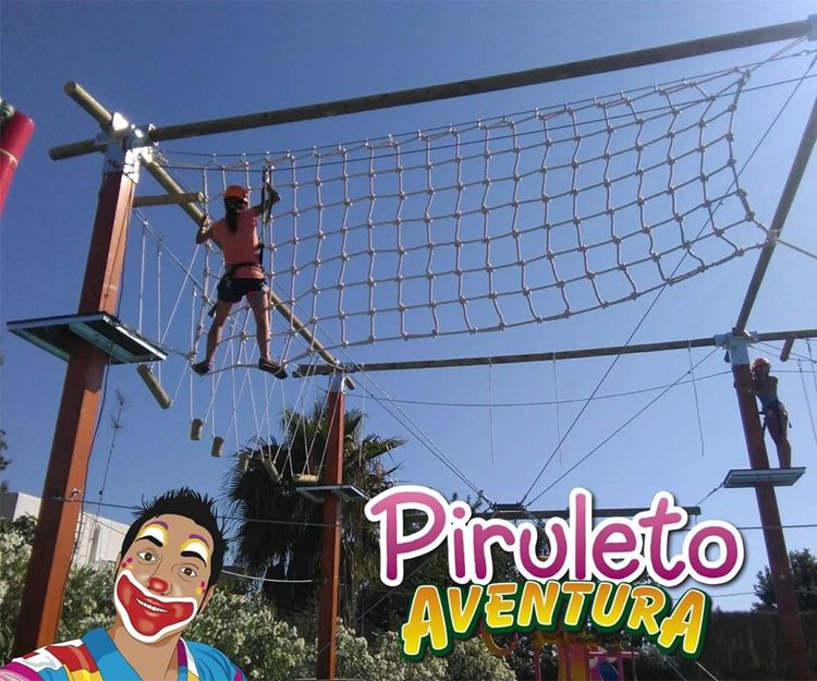 Parque de diversiones en Ibiza