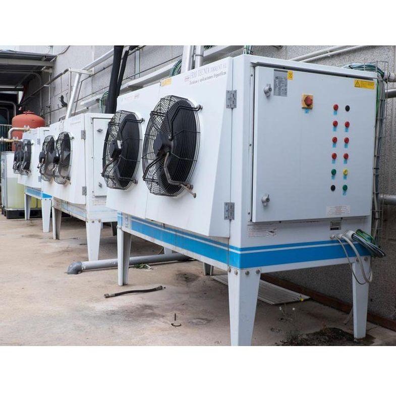 Instalaciones de frío industrial: Servicios de Frio Tecnia Torrent