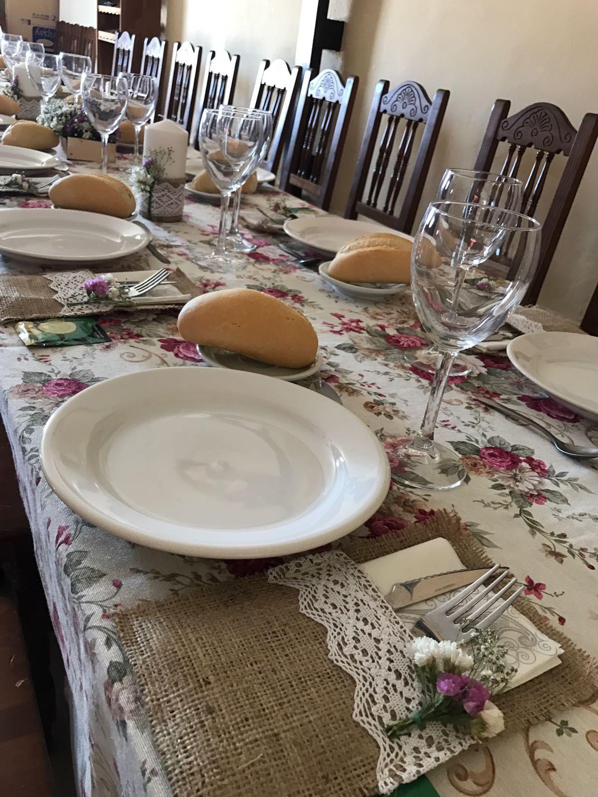 Foto 15 de Cocina andaluza en  | Asador el Capacho