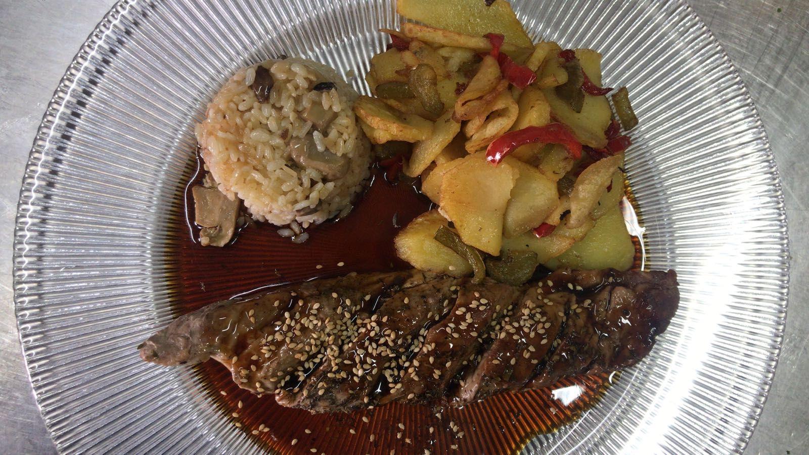 Foto 18 de Cocina andaluza en  | Asador el Capacho