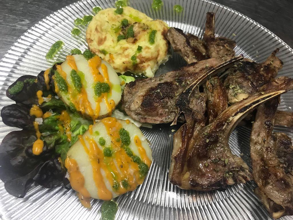 Foto 17 de Cocina andaluza en  | Asador el Capacho