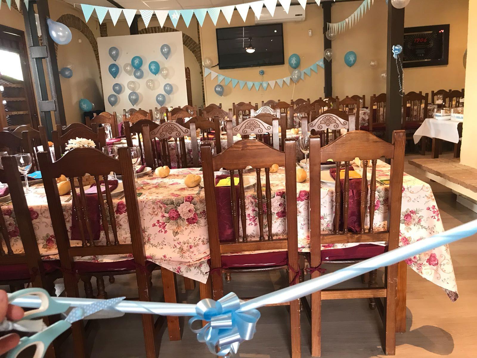 Ven a celebrar tu cumpleaños y comunión en Écija