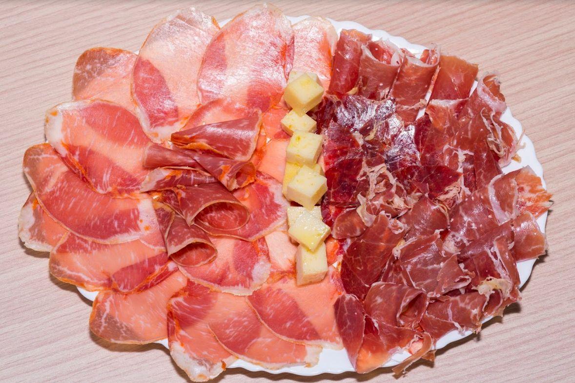Tapas y raciones Palencia