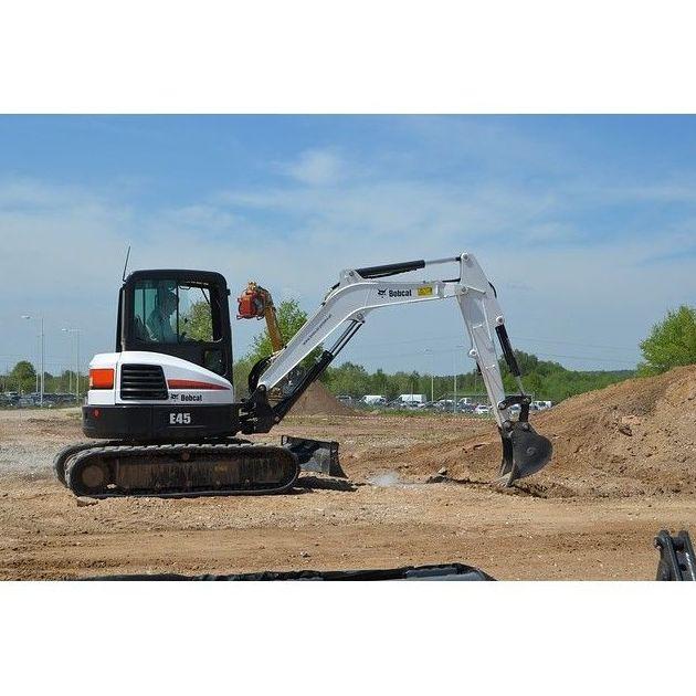 Cimentaciones: Servicios of Adara Excavaciones, Movimiento Tierra y Áridos, S. L.