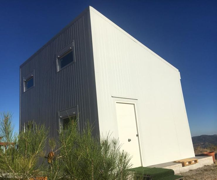 Refugio de montaña en Lorca