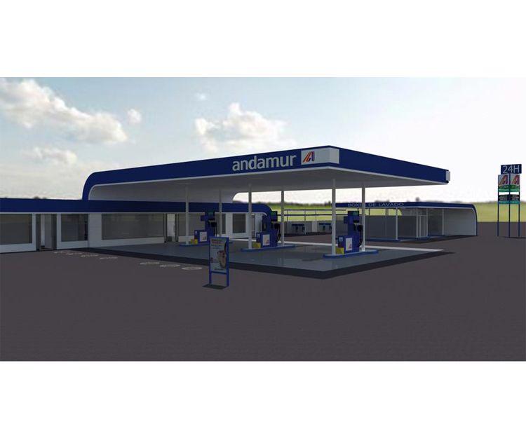 Proyectos de gasolineras en Murcia