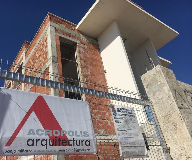 Proyectos de viviendas en Murcia