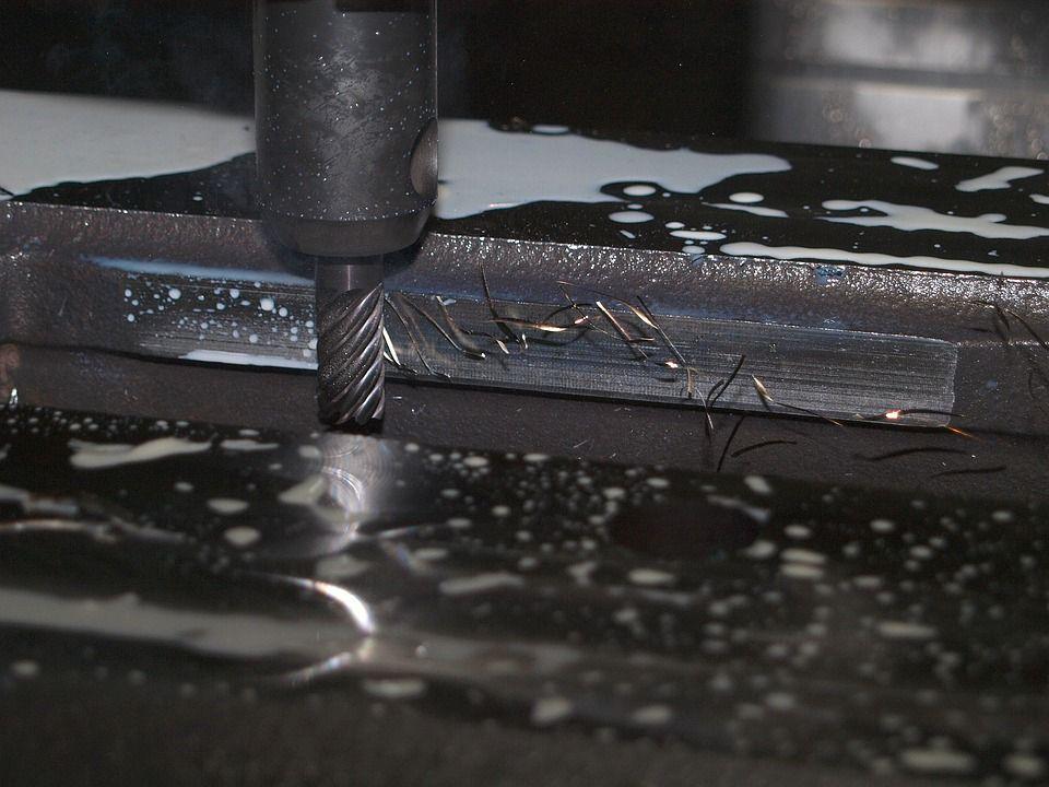 Fresadora y mandrinadora CNC: Servicios de Mecanizados Maimen