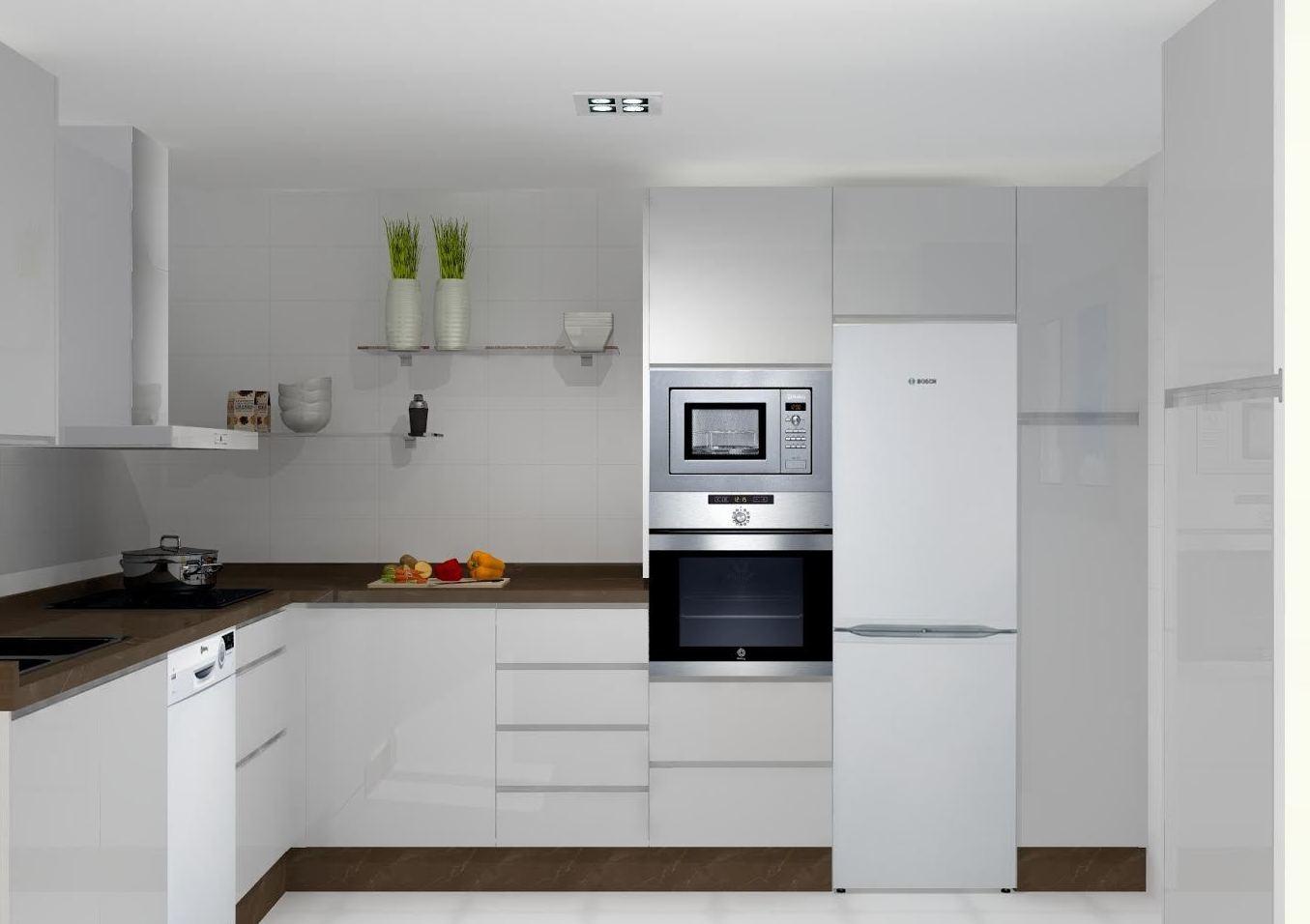 Foto 45 de Muebles de baño y cocina en Pozoblanco | Muebles de Cocina MYDO