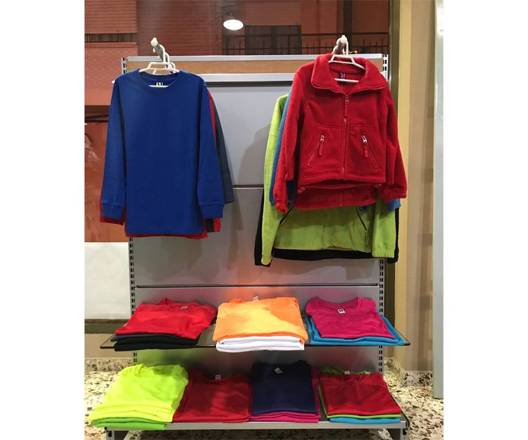 Venta de ropa laboral en Lliria