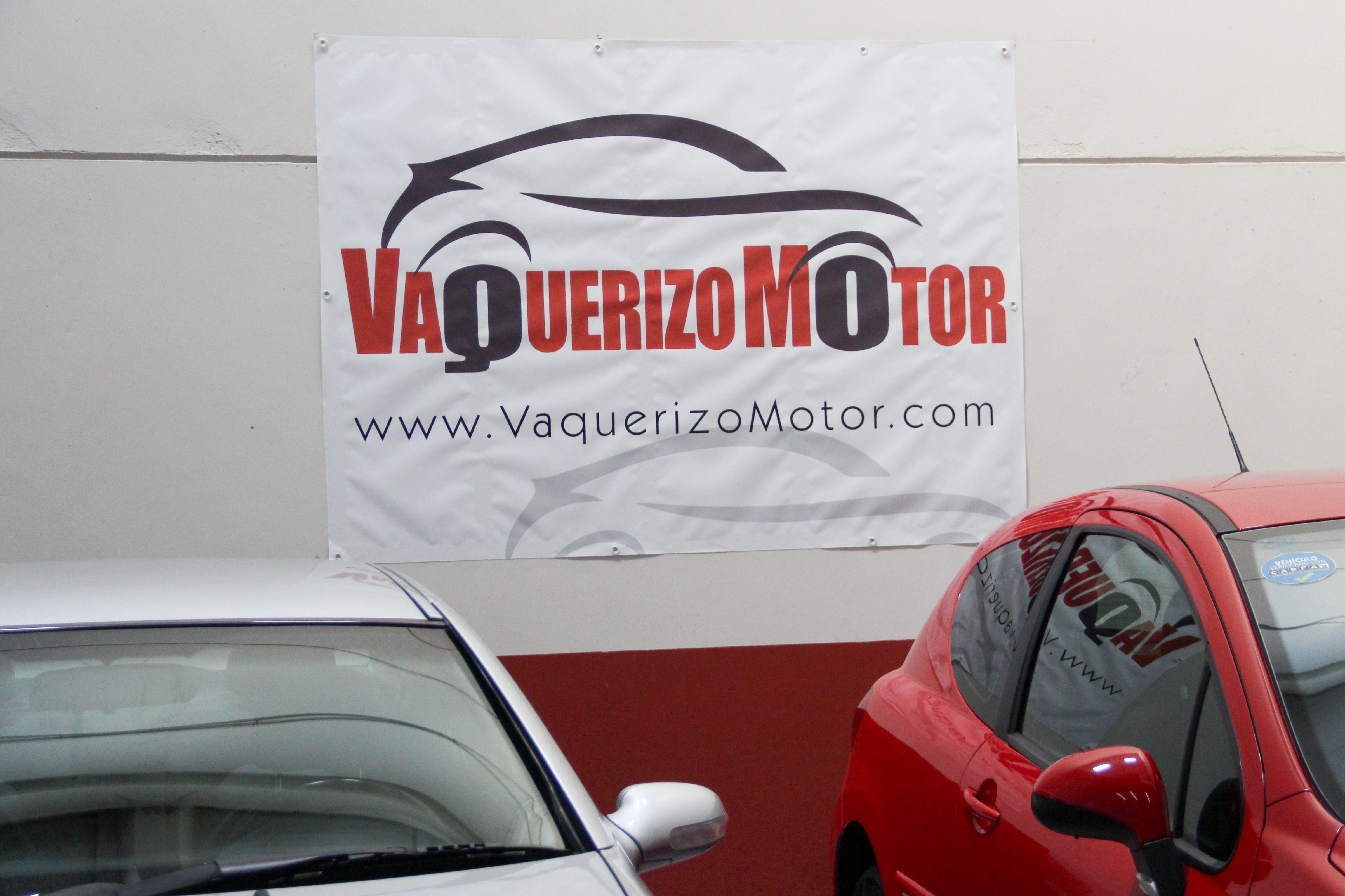 Vaquerizo Motor es un concesionario con años de experiencia en el sector
