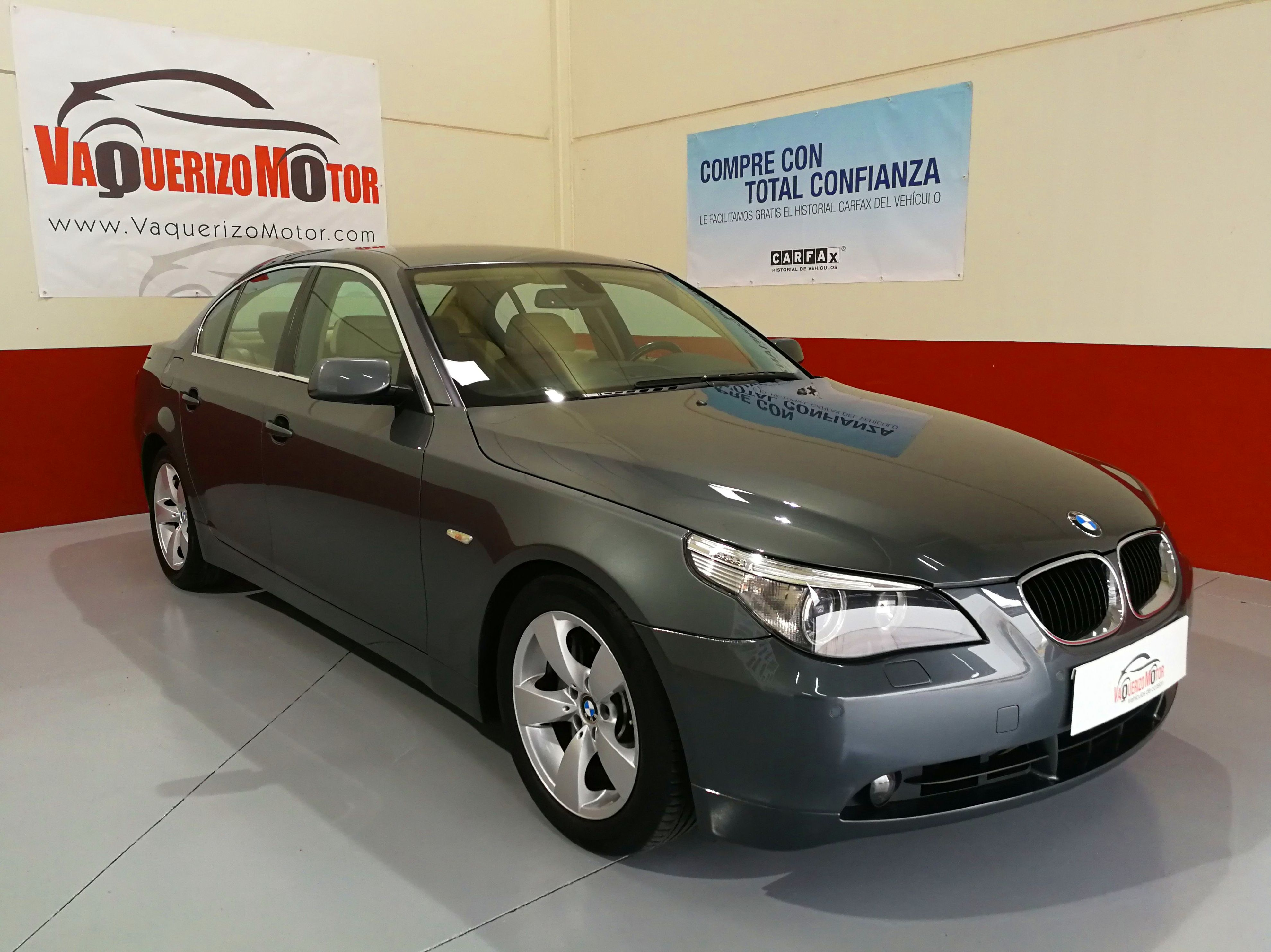 BMW Serie 5 en Alcalá de Henares