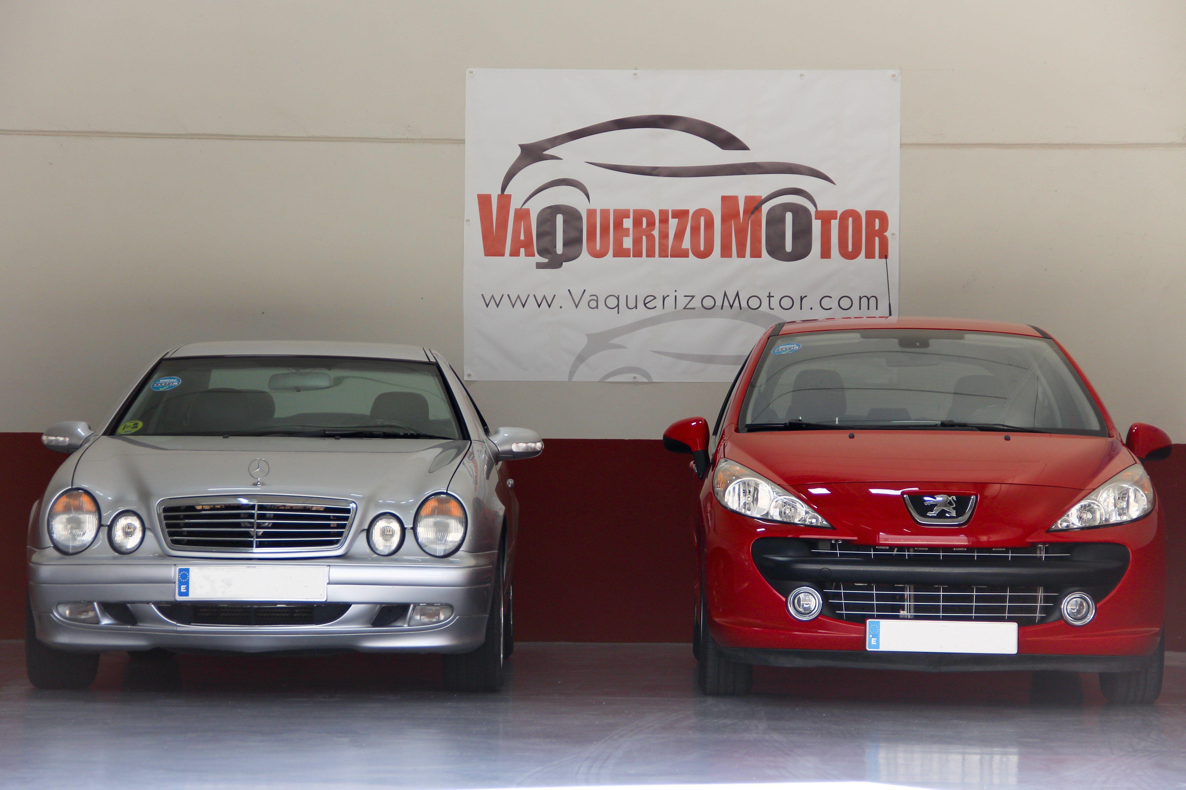 Disponemos de coches de segunda mano de marcas como BMW, Citröen, Mercedes-Benz o Fiat, entre otras