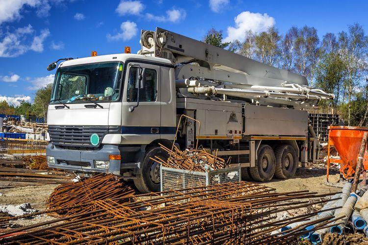 Servicios de camión con grúa en Vizcaya