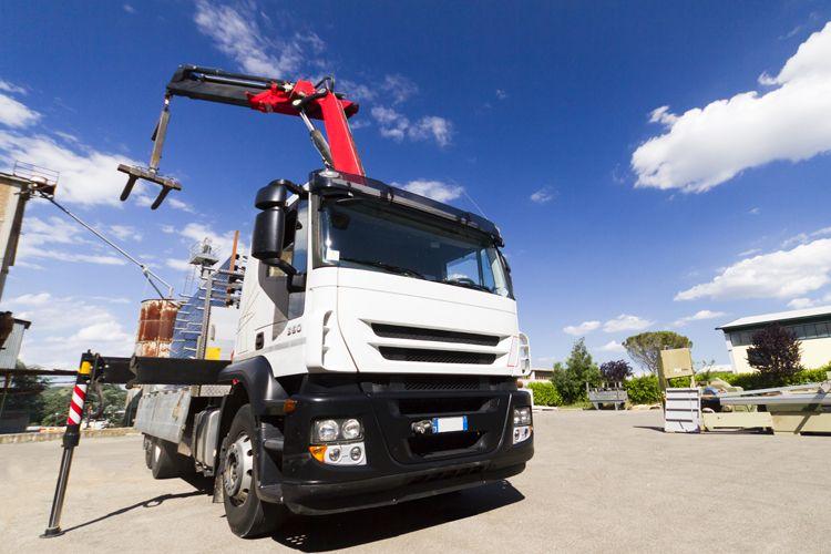 Amplia flota de camiones grúa en Vizcaya