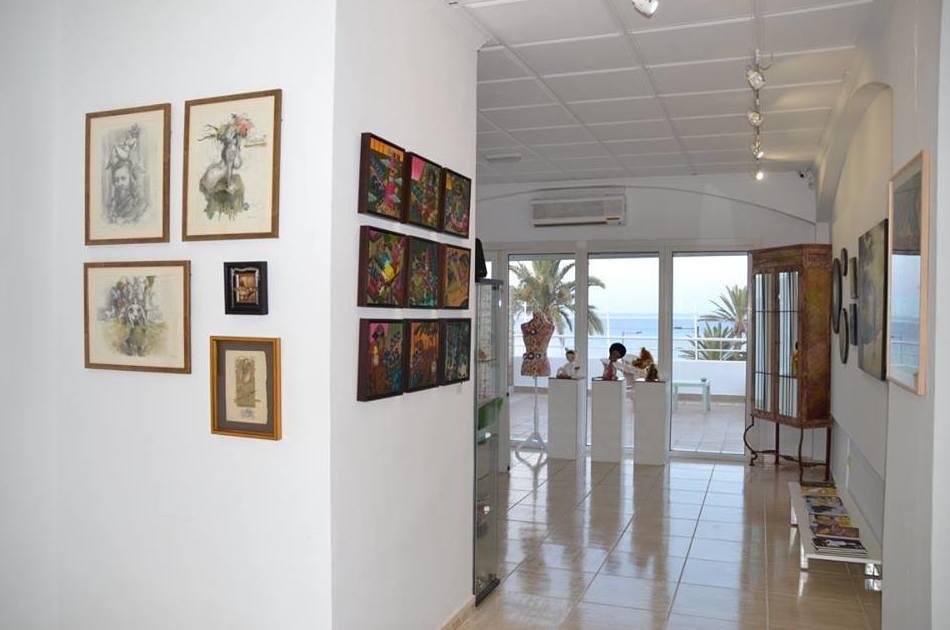 Participación en exposición Interiorismo Burlesque