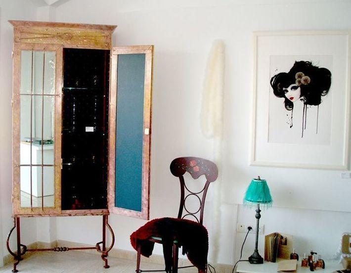 Interiorismo Burlesque