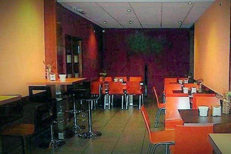 Decoración de restaurante