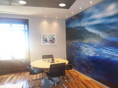 Proyectos de locales comerciales. Interiorismo oficinas y despachos