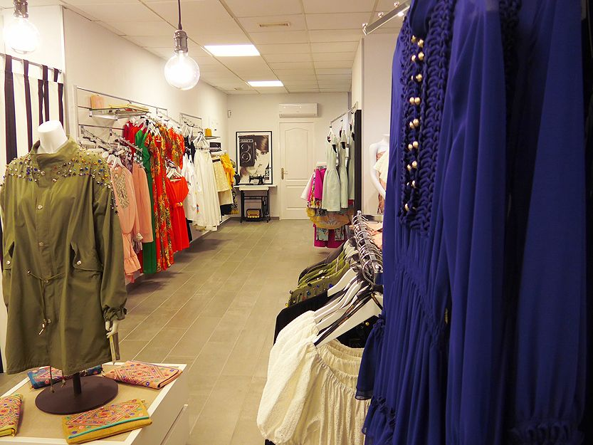 Boutique de moda femenina en Alicante