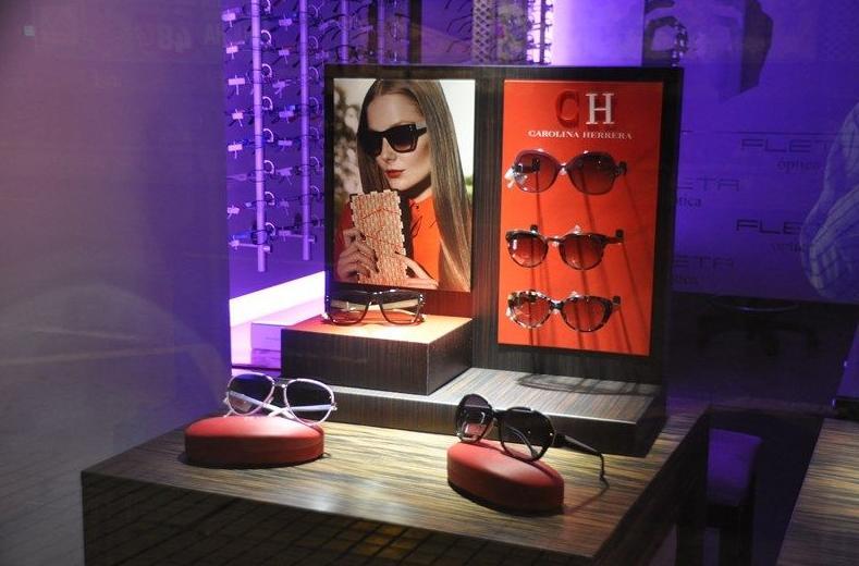 Gafas de sol de la marca Carolina Herrera