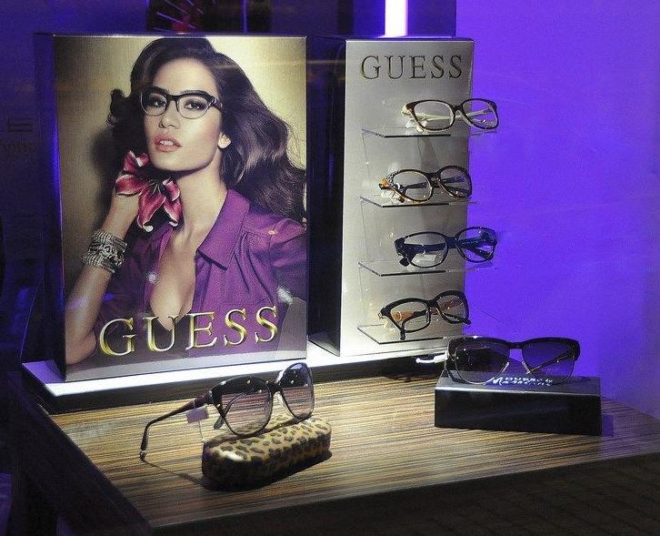 Gafas de sol de la marca Guess