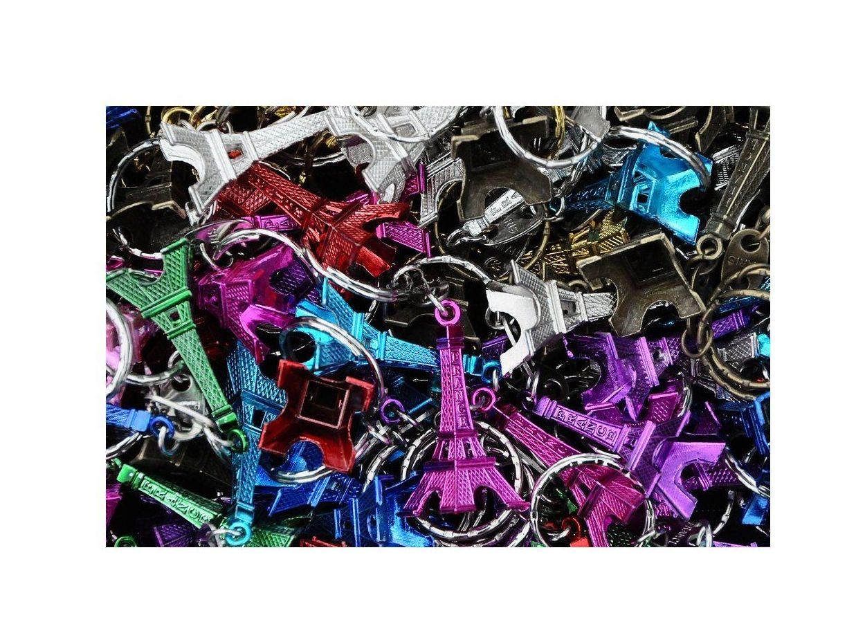 Llaveros: Productos de Mandos de coches HV (Centro Comercial Las Rosas)